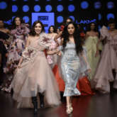 Yami Gautam for Gauri and Nainika at LFW 2019 Summer Resort (Featured)