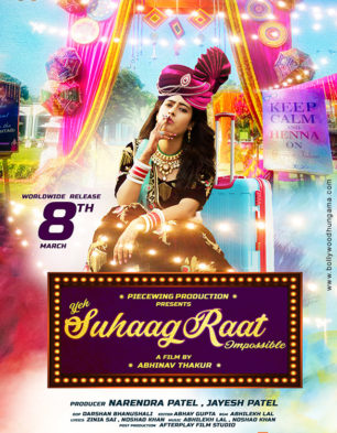 First Look Of Yeh Suhaag Raat Impossible