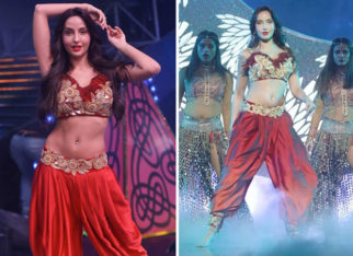 Nora Fatehi goes HOT & HEAVY with her sexy belly dance, summer comes early! (WATCH VIDEO)