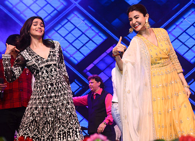 Alia Bhatt CONFESSES about how much she admires Anushka Sharma and here's what she has to say