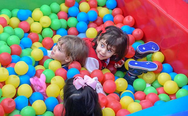 Inside Pics: When star kids Taimur Ali Khan, AbRam bonded with Yash and Roohi Johar on their birthday
