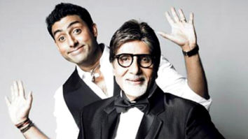 Abhishek Bachchan posts a soul stirring message as Amitabh Bachchan completes 50 YEARS in the industry today