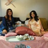 Janhvi Kapoor makes saucy revelations with Anaita Shroff Adajania