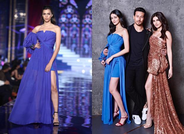 Ananya Panday in Monisha Jaising for KWK 6