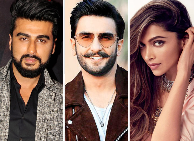 Arjun Kapoor gets Ranveer Singh to reveal how Deepika Padukone has changed him