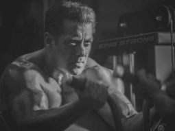 BHARAT: Salman Khan is 'being real strong' while prepping for the film