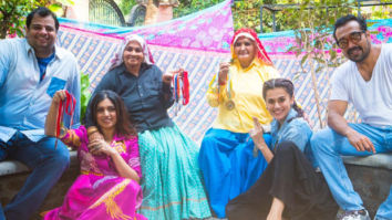 Bhumi Pednekar and Taapsee Pannu set to essay the roles of world's oldest sharpshooters in Anurag Kashyap's next