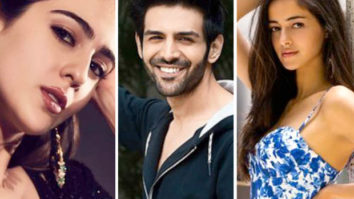 EXCLUSIVE: Did Kartik Aaryan just confirm DATING Ananya Panday? What about Sara Ali Khan (Watch Video)