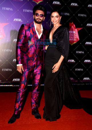 Celebs grace the Nykaa Femina Beauty Awards 2019