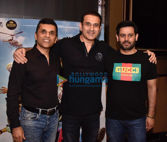 Celebs grace the special screening of the film 'Total Dhamaal' (2)
