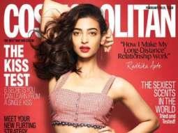 Radhika Apte On the covers Cosmopolitan