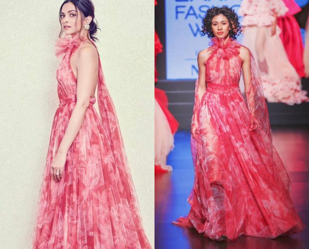 Deepika Padukone in Gauri & Nainika for V-day outing with Ranveer Singh (5)