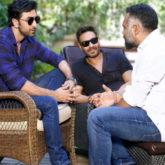 Ajay Devgn CONFIRMS Luv Ranjan's film with Ranbir Kapoor, reveals key details