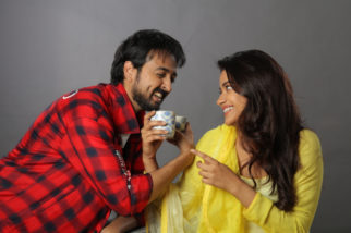 FIRST LOOK: Meet Padmini Kolhapure's son Priyaank Sharma and Bhojpuri actor Ravi Kishan's daughter Riva Kishan in quirky comedy
