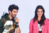FULL Promotion of Film Luka Chuppi with Starcast Kartik Aaryan Kriti Sanon