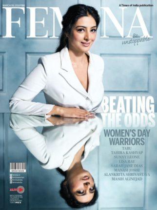 Tabu On The Covers Femina