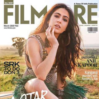 Sara Ali Khan On The Cover Of Filmfare