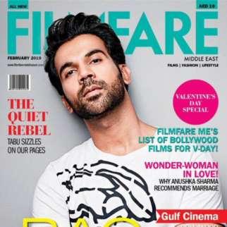 Rajkummar Rao On The Covers Of Filmfare
