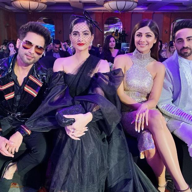 Filmfare Glamour and Style Awards 2019: Shahid Kapoor, Kartik Aaryan, Janhvi Kapoor, Shilpa Shetty, Vicky Kaushal party the night away
