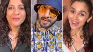 WATCH: Karan Johar's latest HILARIOUS 'toodles' video includes Gully Boy trio Ranveer Singh, Alia Bhatt and Zoya Akhtar
