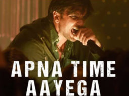 Gully Boy Indian Railway's snazzy re-mix of Ranveer Singh's Apna Time Ayega is SAVAGE AF