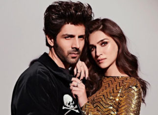 Here's why Kriti Sanon teases her Luka Chipping co-star Kartik Aaryan as 'Son Of Gwalior'