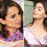 Kangana Ranaut calls Alia Bhatt SPINELESS and Karan Johar's PUPPET