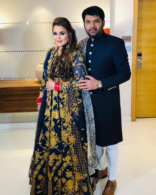 INSIDE DETAILS: Kapil Sharma and Ginni Chathrath wedding reception in Delhi was star studded with lots of music and dance; here's the proof!