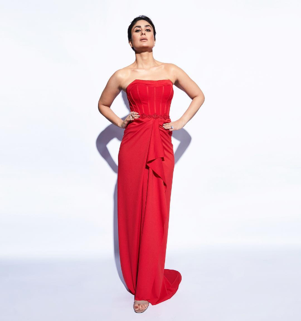 Kareena Kapoor Khan in Shantanu and Nikhil Couture for LFW 2019 Summer_Resort ultimate finale press-con (3)