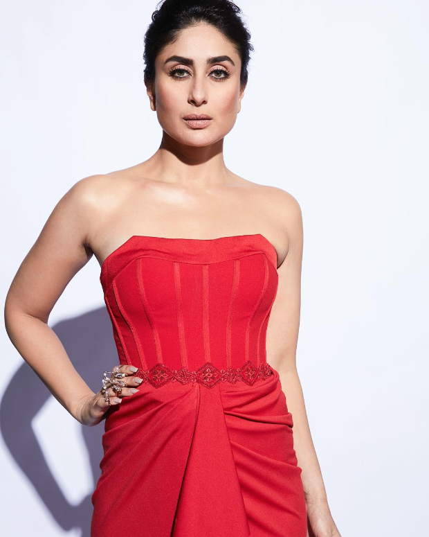 Kareena Kapoor Khan in Shantanu and Nikhil Couture for LFW 2019 Summer_Resort ultimate finale press-con (4)