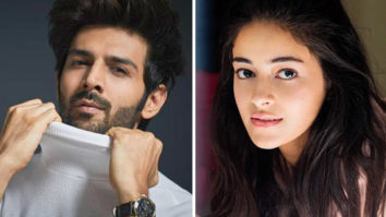 Kartik Aaryan plays Luka Chuppi with paps as he steps out for dinner with Ananya Pandey