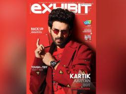 Kartik Aaryan for Exhibit magazine this Valentine's Day (Featured)