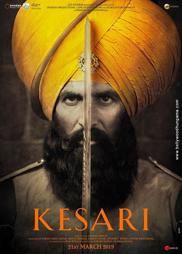 KESARI (2019) con AKSHAY KUMAR + Esperando Estreno Kesari