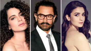 "Manikarnika star Kangana Ranaut ATTACKS Aamir Khan and Alia Bhatt for their ""Double Standards"""