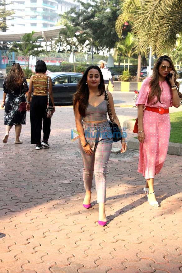Manyata Dutt, Diana Penty and Natasha Dalal spotted at Yauatcha in BKC (5)