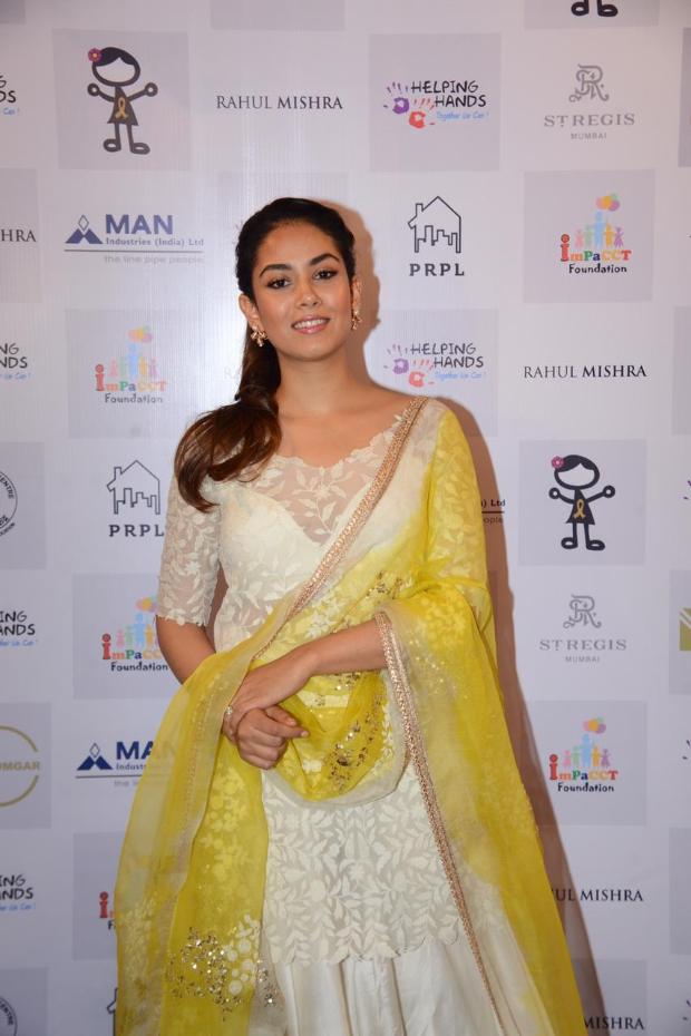 Mira Rajpur Kapoor in Amrita Thakur for a fundraiser event (4)