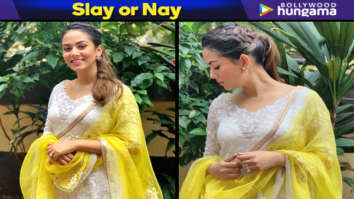 Mira Rajput Kapoor in Amrita Thakur for a fundraiser event (Featured)