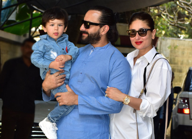 Saif Ali Khan thinks Taimur Ali Khan pays too much attention to the looks of his mother Kareena Kapoor Khan