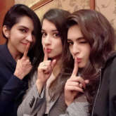 No Luka Chuppi with her girl pals for Kriti Sanon