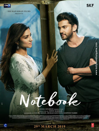 First Look Of The Movie Notebook