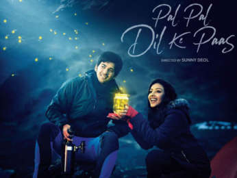 First Look Of Movie Pal Pal Dil Ke Paas…