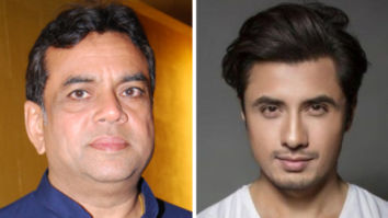 Paresh Rawal takes a dig at Ali Zafar over his silence on India's Surgical Strike in Pakistan