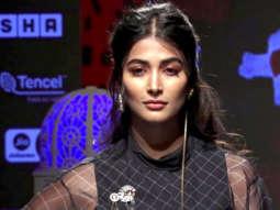 Pooja Hedge Set the RAMP for Saaksha & Kinni Show at LFW Day 4