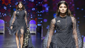 Pooja Hegde for Saaksha and Kinni at LFW 2019 Summer_Resort (Featured)