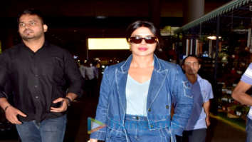 Priyanka Chopra, Kangana Ranaut, Ranveer Singh and others snapped at the airport