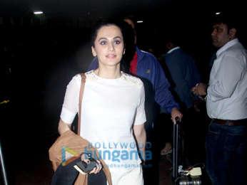 Priyanka Chopra, Kangana Ranaut, Ranveer Singh and others snapped at the airport
