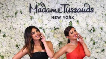 Priyanka Chopra unveils her Madame Tussauds wax figure in New York