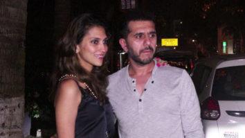 Producer Ritesh Sidhwani Spotted at Soho House