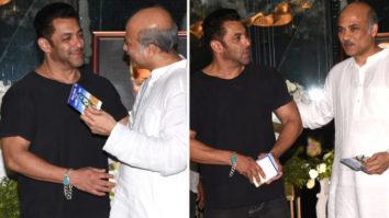 Rajkumar Barjatiya Prayer Meet Salman Khan, Swara Bhaskar, Siddharth Roy Kapur J