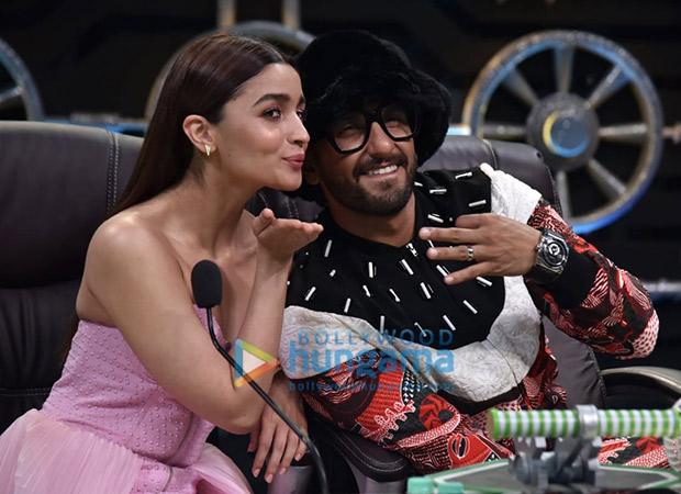 Find out why Ranveer Singh got teary eyed on the sets of Super Dancer